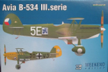 EDK8478 1/48 Avia B-534/III serie weekend